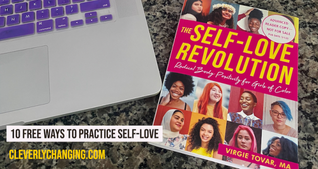 10 Ways to Practice Self Love