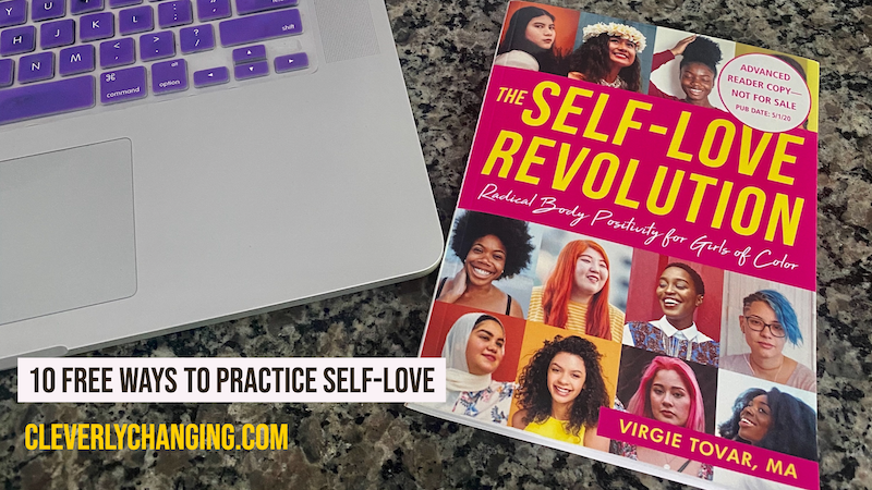 10 Ways to Practice Self Love