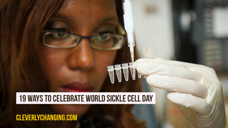 Black Sickle Cell Researcher