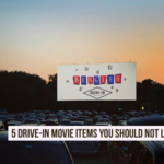 5 Dive-In Movie Items You Should Not Leave at Home