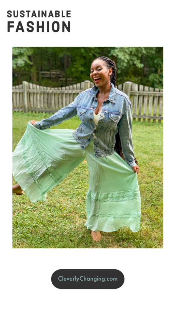 Sustainable Fashion from Shop Gypsy Freedom