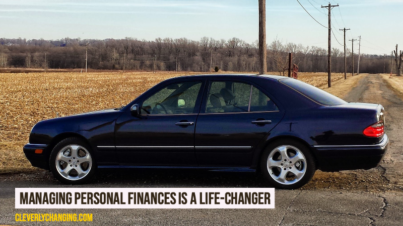 Managing personal finances is a life-changer | buying a used car