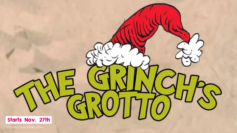 The Grinch's Grotto comes the DMV area