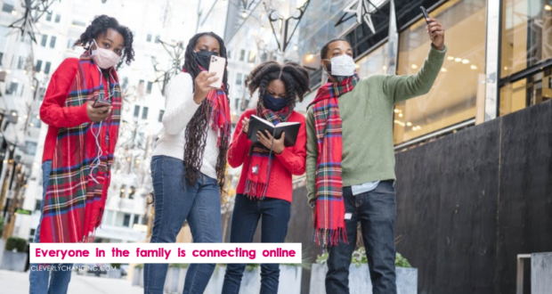 Everyone in the family is connecting online, check out Xfinity Mobile to help save money