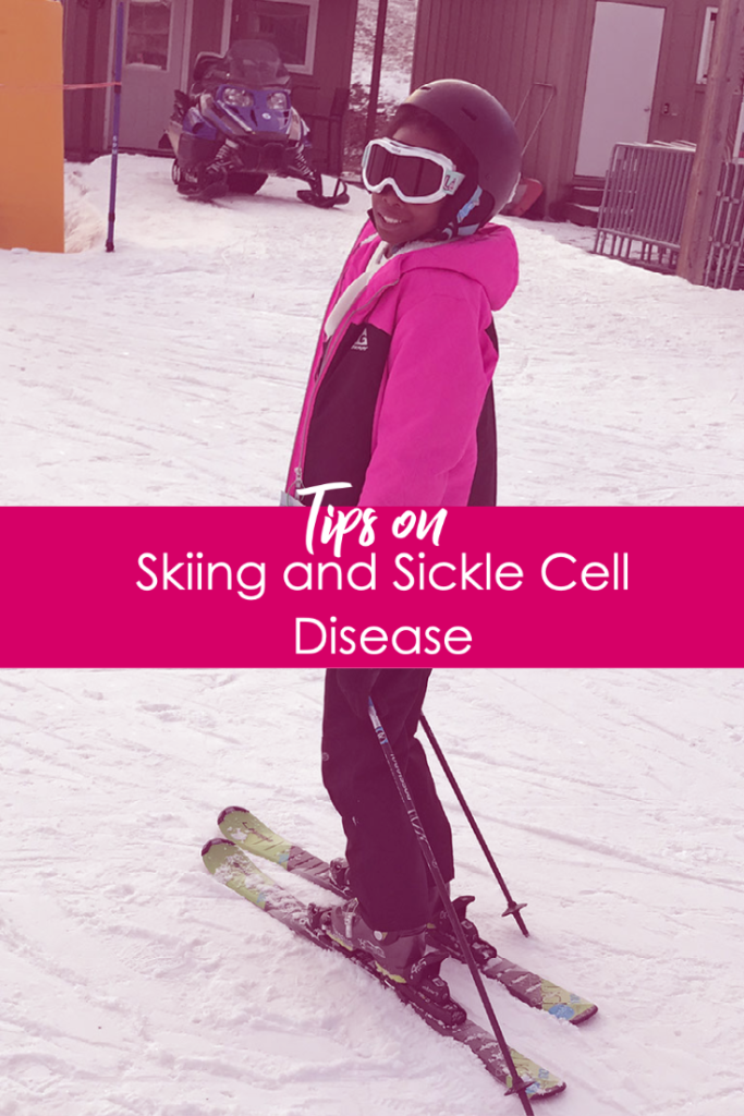 Kids With Sickle Cell Disease and Skiing