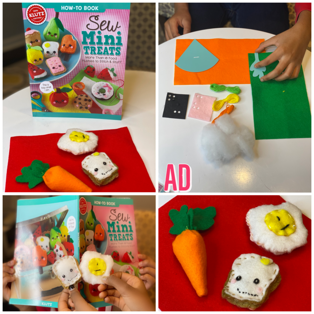 #AD. Scholastic and Klutz crafts are safe and easy for kids to use. It can literally provide hours of real wholesome fun. My daughters have specifically asked me to buy more of @KlutzCertified and @Scholastic activities or them to enjoy. #KlutzCraftMonth