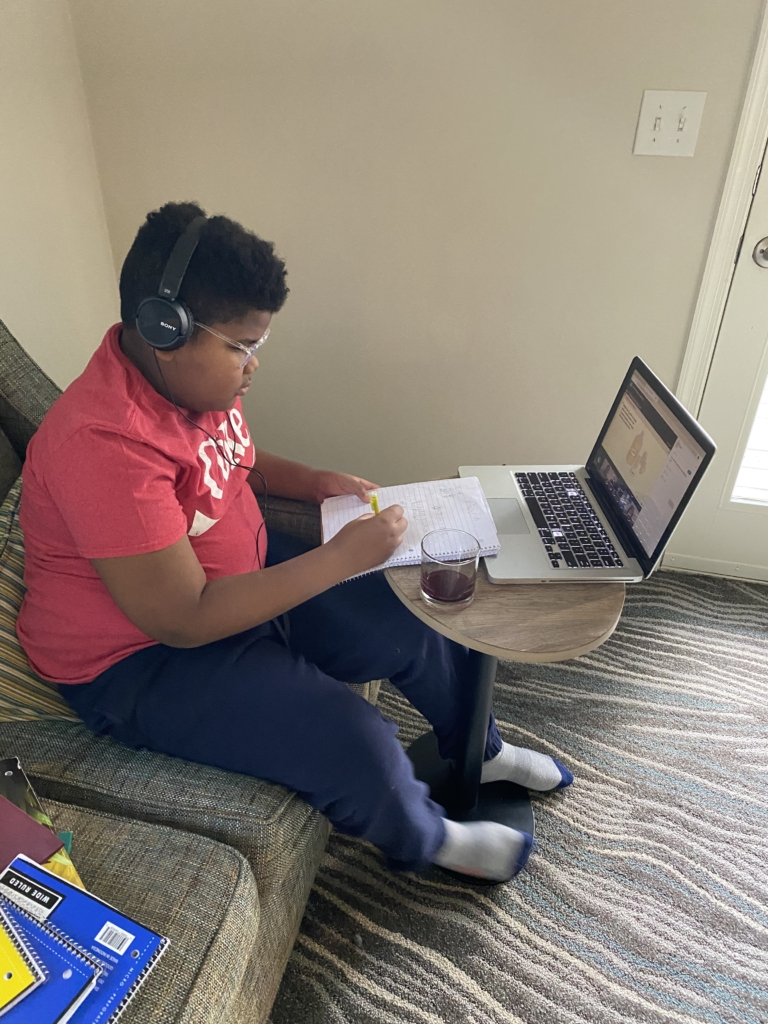 Homeschooling spaces for black children