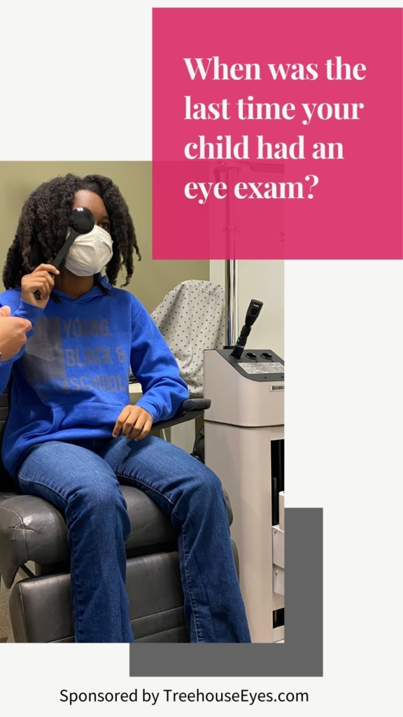 When was your child's last eye exam? Read more