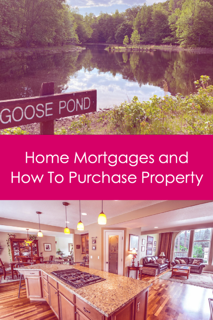 Home Mortgages and How To Purchase Property
