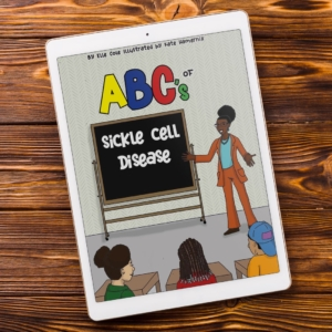 ABCs of Sickle Cell by Elle Cole (eBook)