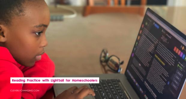 Lightsail Homeschool Literacy Review (a language arts program)