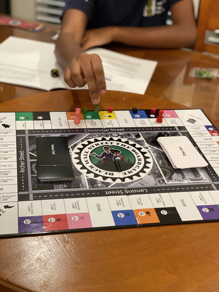 Play Black Wall Street Game-25% Discount code for the game is CLEVERLY
