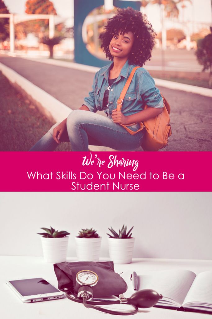 Tips for students interested in a nursing career.
