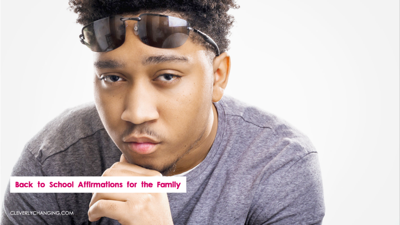 Back to School Affirmations for the Family